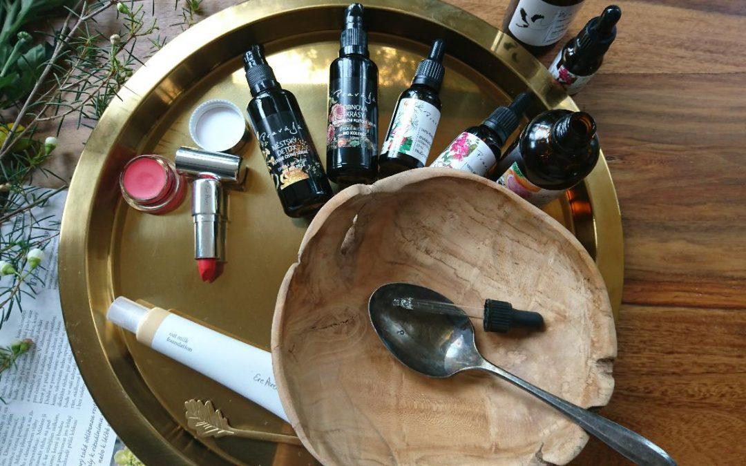 Jak používat pleťové oleje