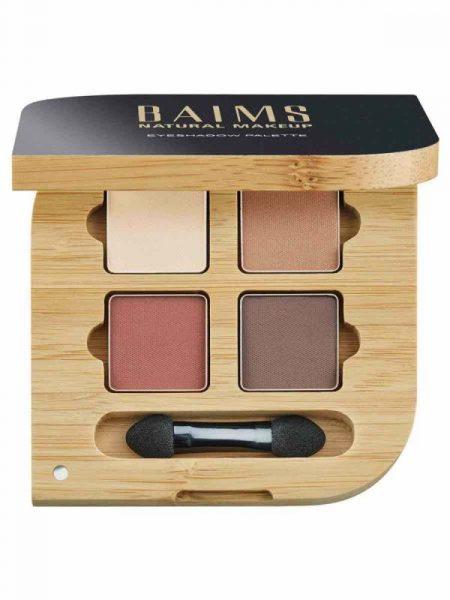 Paletka očních stínů BAIMS 01 Naturelle