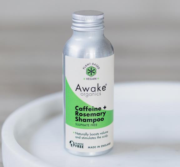 Awake Organics Šampon přírodní