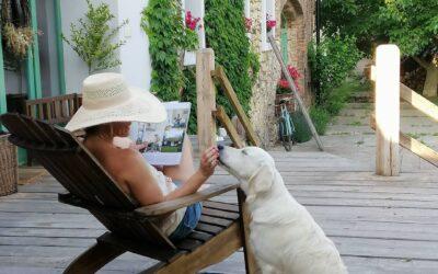 Život ve stodole s Lenkou